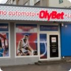 OlyBet betting shop and slot hall Turgaus