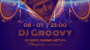 Vilnius: DJ Groovy