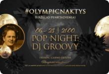 POP night su DJ Groovy