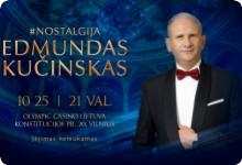Vilnius: E. Kučinsko koncertas