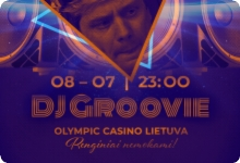 Vilnius: DJ Groovie