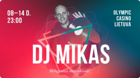 Švęsk penktadienį su DJ Miku!