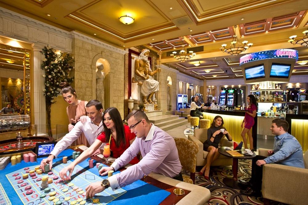 в каких городах есть казино