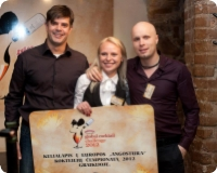 """""""Angostura Bitters"""" Lietuva čempionatas 2012"""