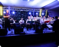 XXI - ojo Klaipėdos Pilies Džiazo festivalio atidarymas
