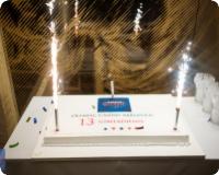 Olympic Casino Akropolis 13-tas gimtadienis