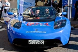 Galingiausių pasaulyje elektromobilių turas nuo Talino iki Monte Karlo
