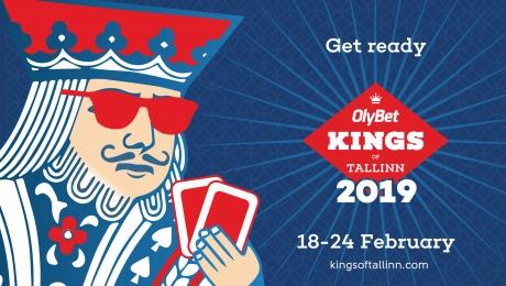 Kings Of Tallinn jau vasario mėnesį!