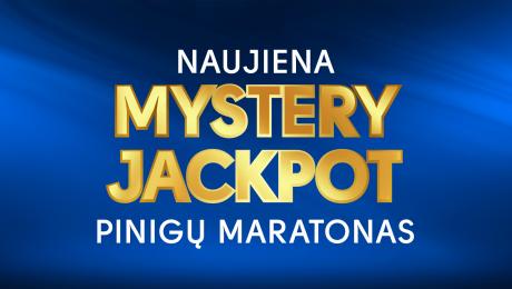 Mystery Jackpot Pinigų Maratonas