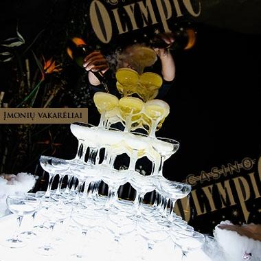 Įmonės vakarėlis Olympic Casino!